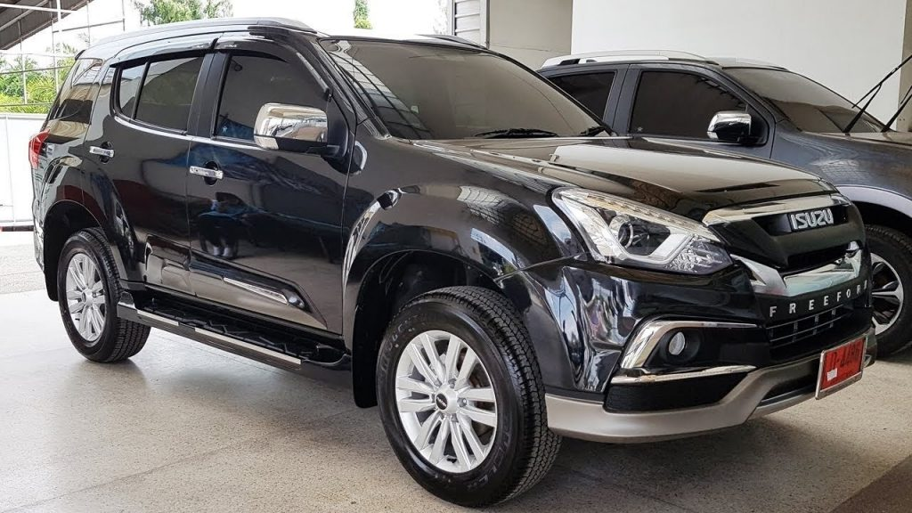 82 The 2020 Isuzu MU X Performance