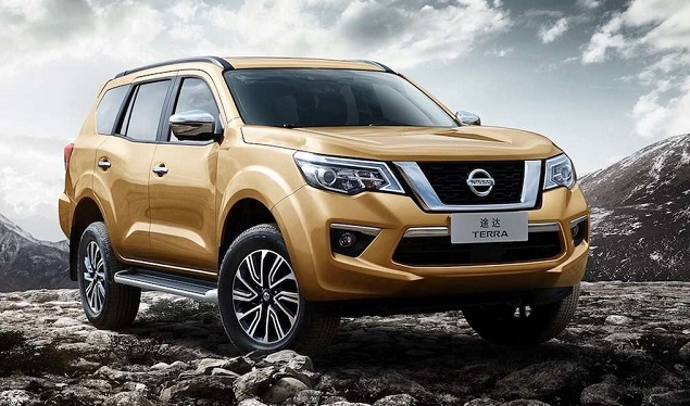 82 The 2020 Nissan Frontier Spy Shoot