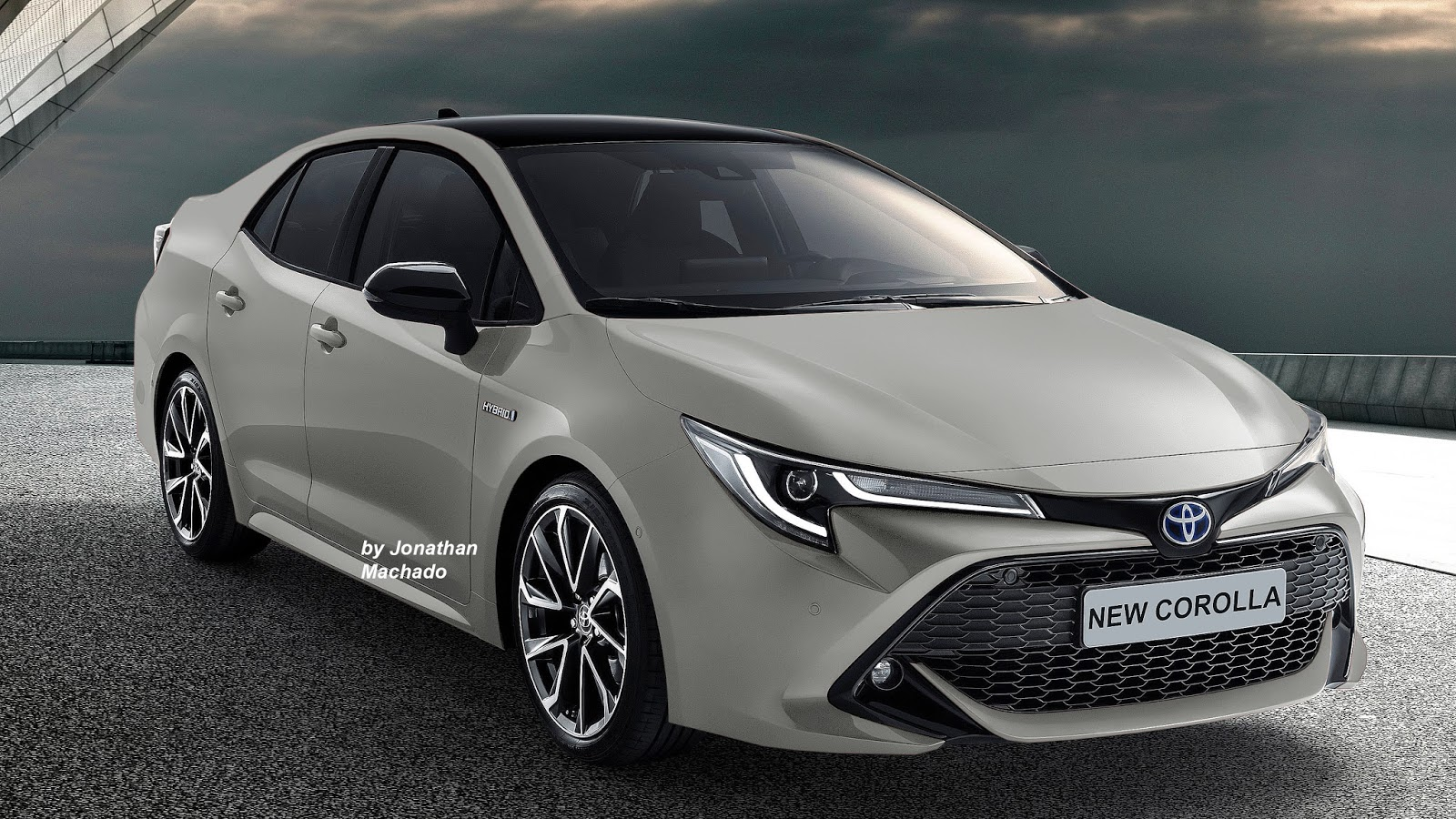 82 The Best 2019 Toyota Altis Exterior