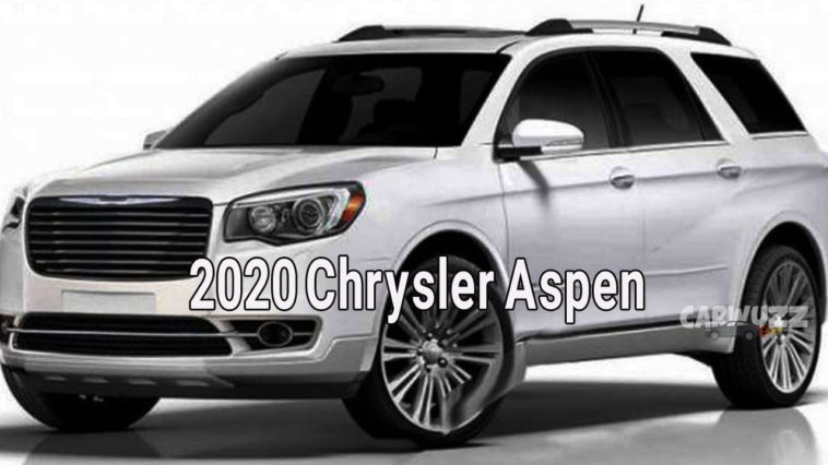 82 The Best 2020 Chrysler Aspen Style
