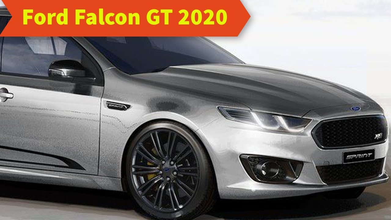 82 The Best 2020 Ford Falcon Gt Exterior and Interior
