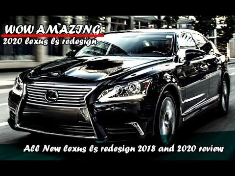 82 The Best 2020 Lexus LS Speed Test