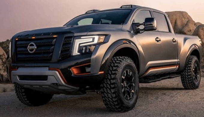 82 The Best 2020 Nissan Titan Xd Picture