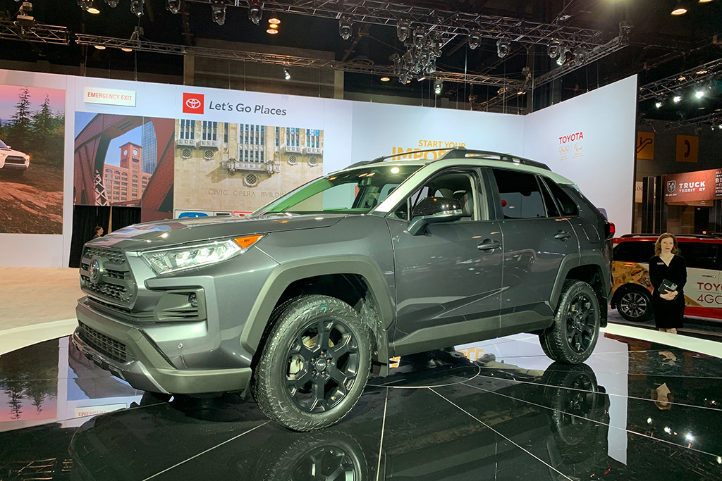 82 The Best 2020 Toyota RAV4 Performance and New Engine