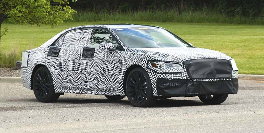 82 The Best Spy Shots Lincoln Mkz Sedan Research New