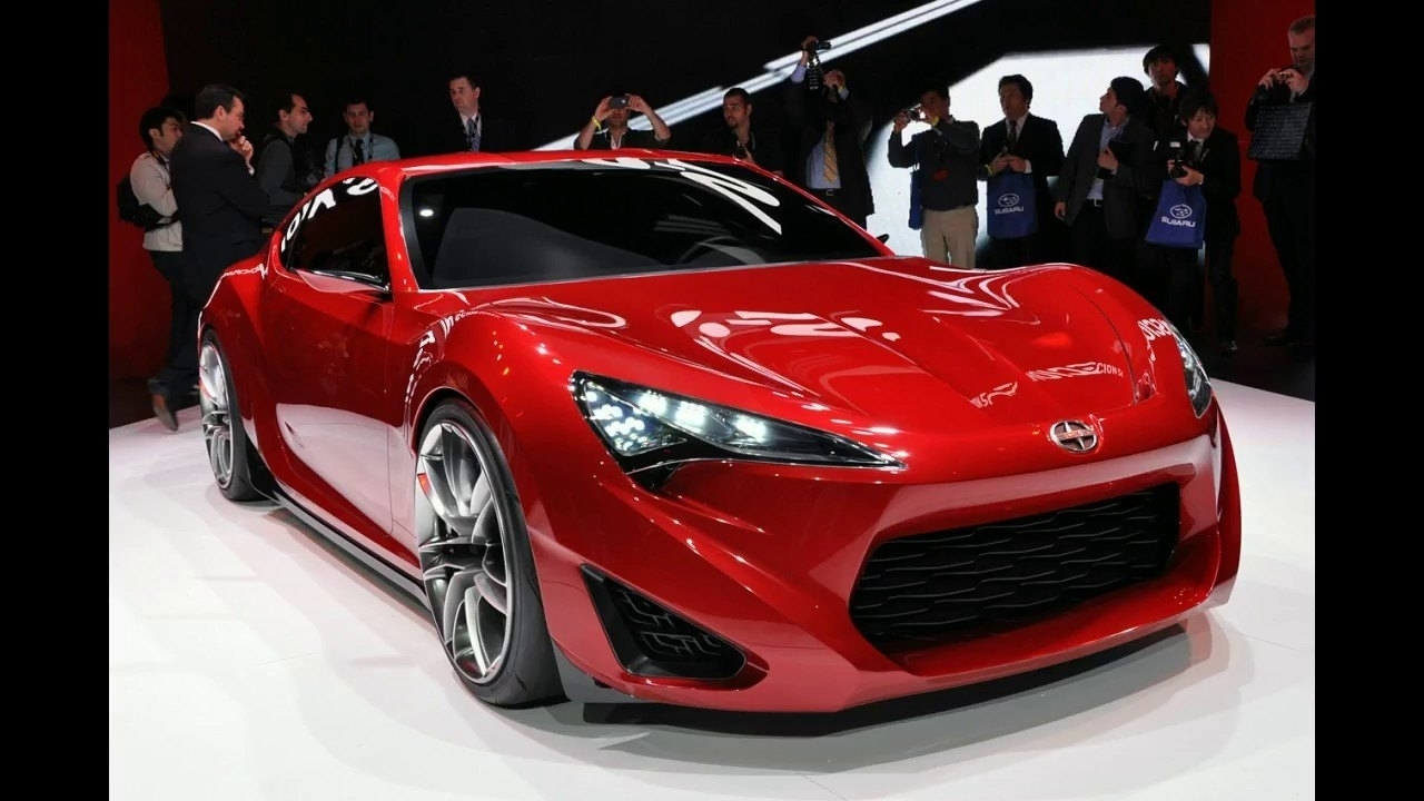 83 A 2019 Scion Tced New Review