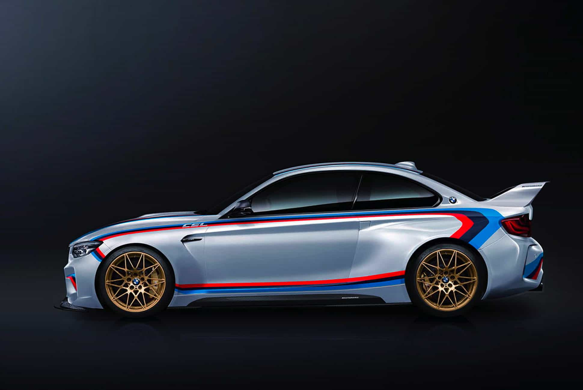 83 A 2020 BMW M2 Spy Shoot