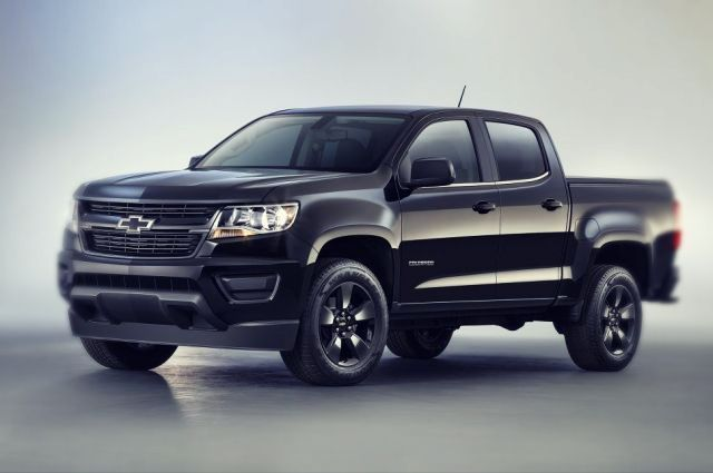83 A 2020 Chevrolet Colorado Research New