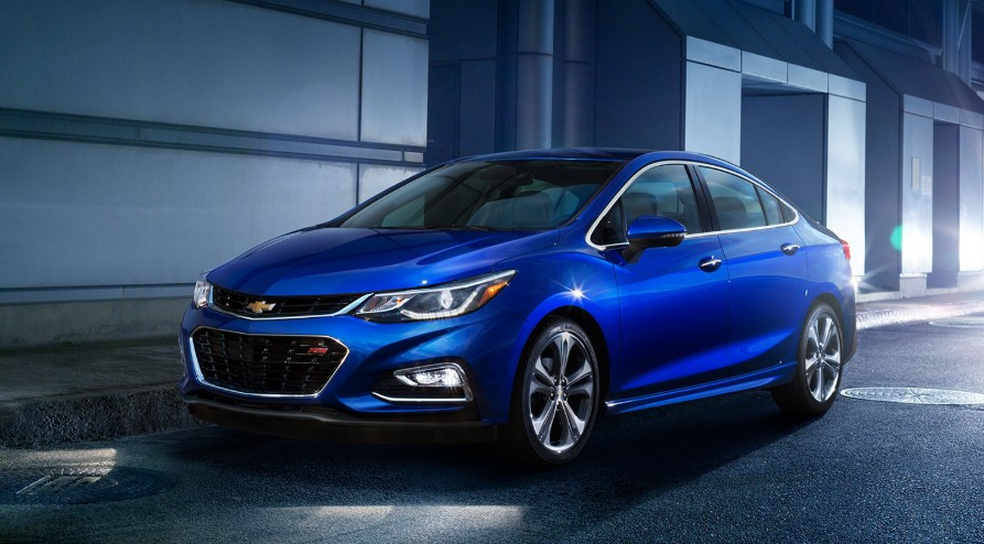 83 A 2020 Chevrolet Cruze Review and Release date