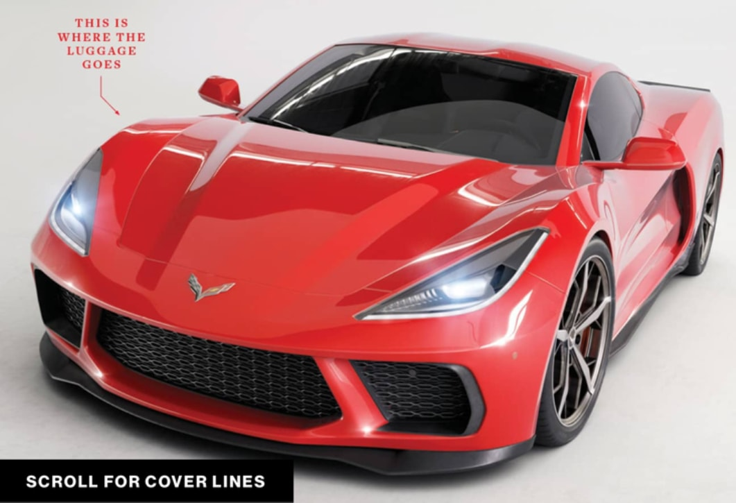 83 A 2020 Corvette ZR1 Spesification
