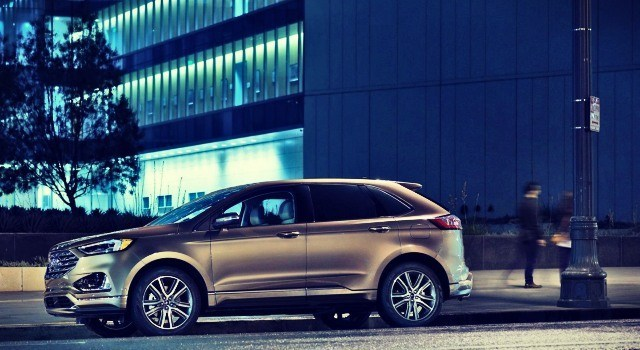83 A 2020 Ford Edge New Design Rumors