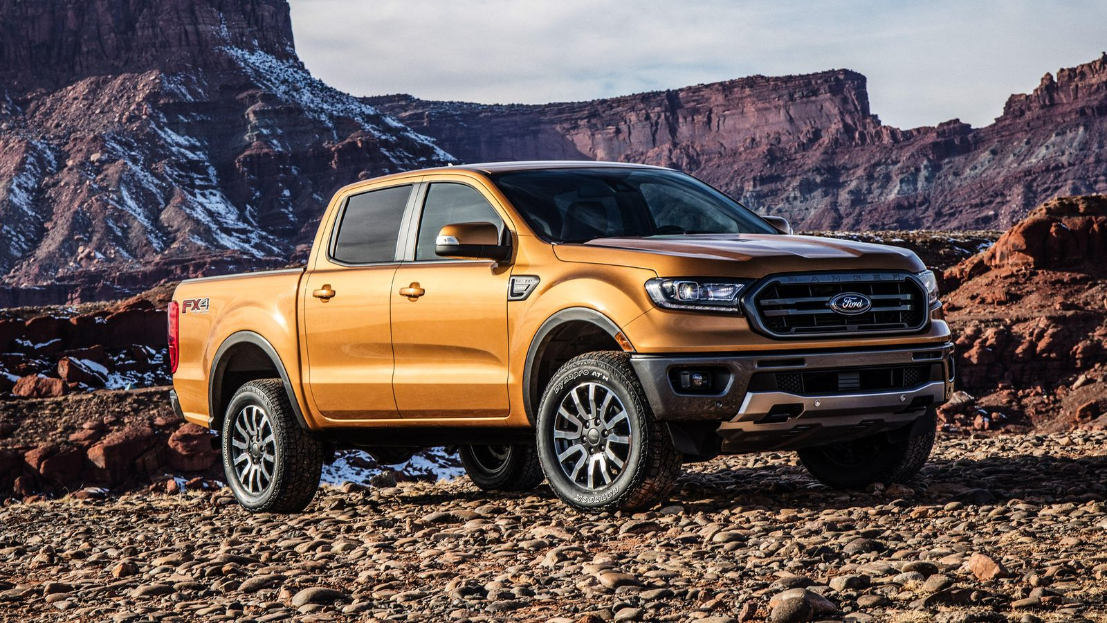 83 All New 2019 Ford Ranger Usa Performance and New Engine
