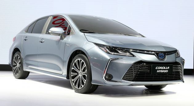 83 All New 2019 Toyota Altis Review and Release date