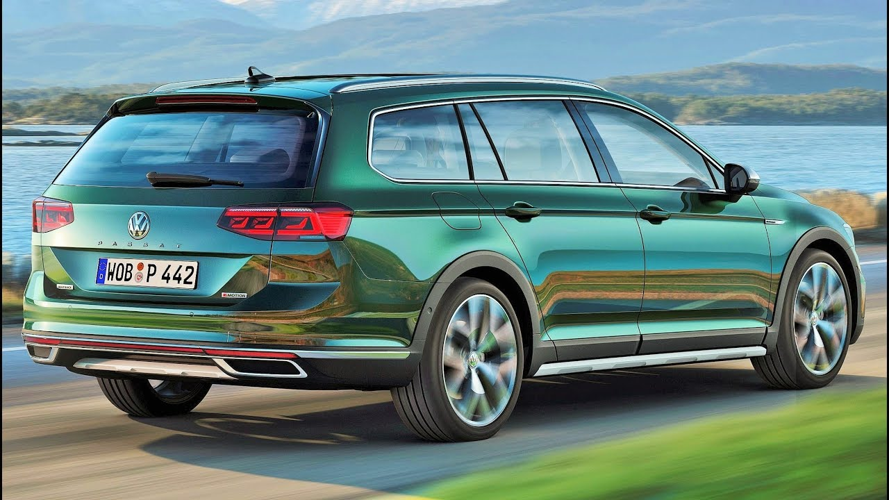 83 All New 2019 Vw Passat Alltrack Review and Release date