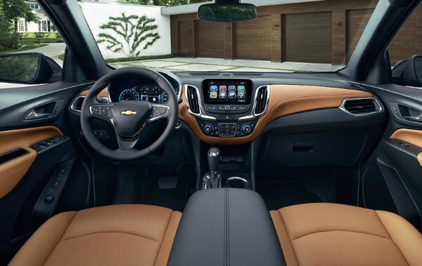 83 All New 2020 Chevrolet Equinox Model