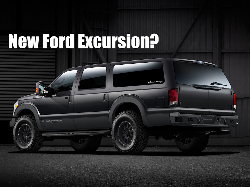 83 All New 2020 Ford Excursion Diesel Spy Shoot