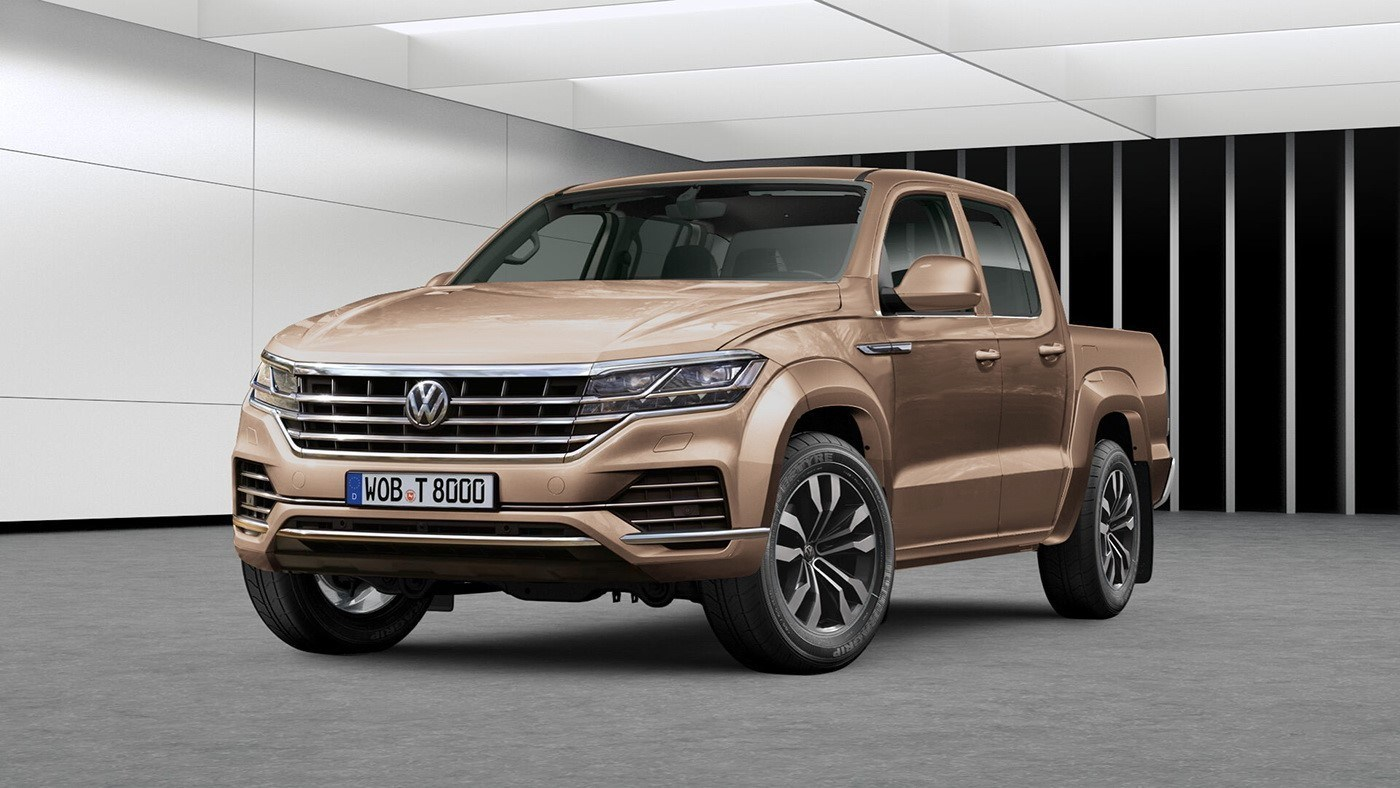 83 All New 2020 VW Amarok Redesign and Review