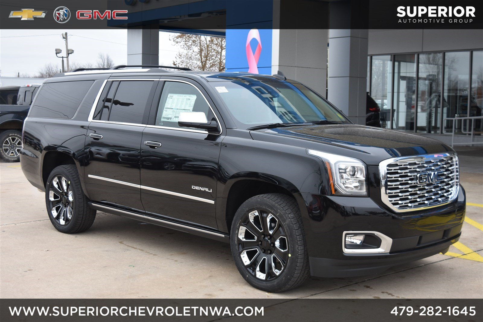 83 Best 2019 GMC Yukon Denali Xl New Review