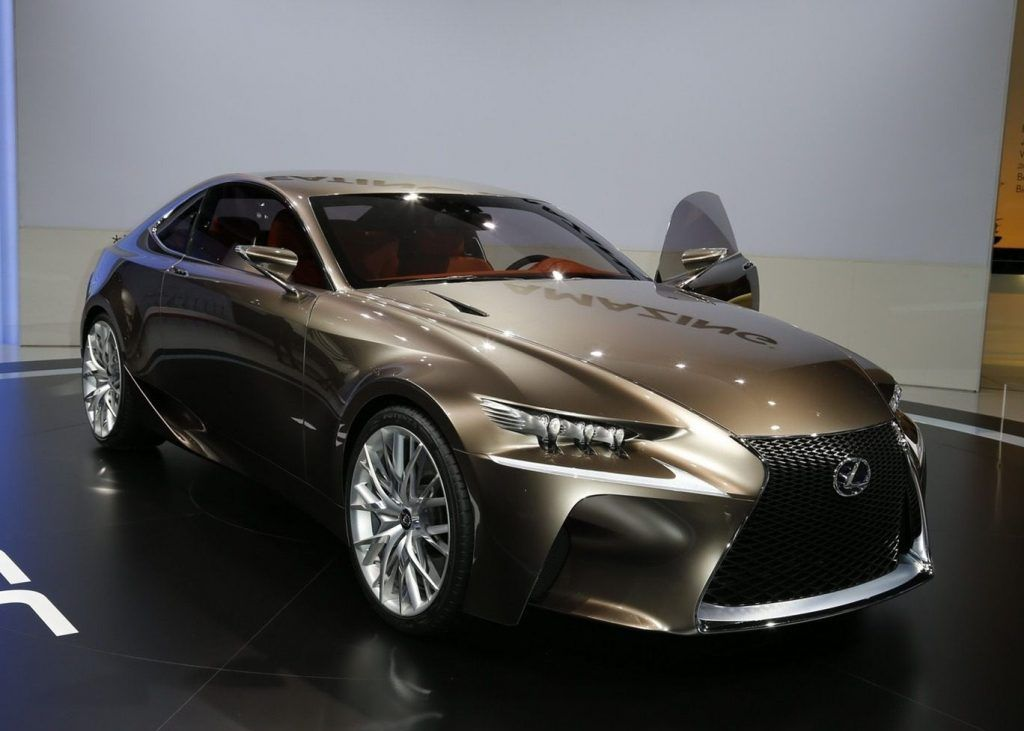 83 Best 2019 Lexus Lf Lc Rumors