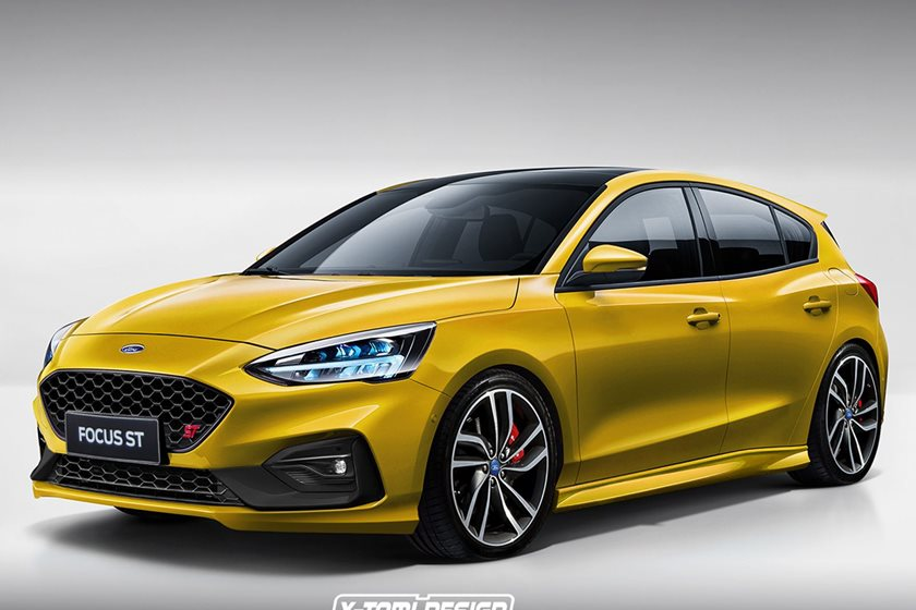 83 Best 2020 Ford Focus Rs St Images