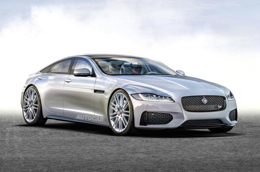 83 Best 2020 Jaguar XJ Redesign and Concept