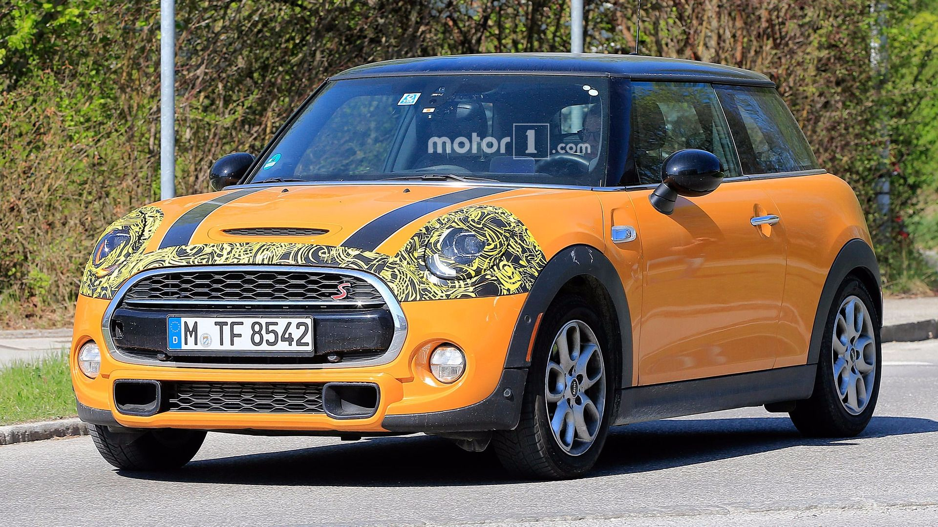 83 Best 2020 Spy Shots Mini Countryman Picture