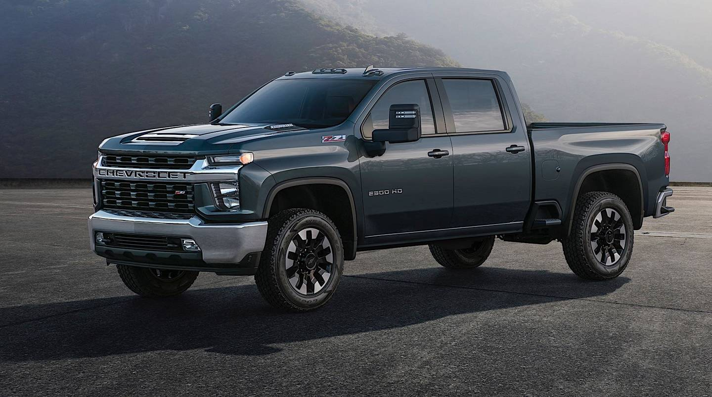 83 New 2020 Chevy 2500Hd Duramax Concept and Review
