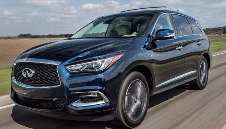 83 New 2020 Infiniti Qx60 Rumors