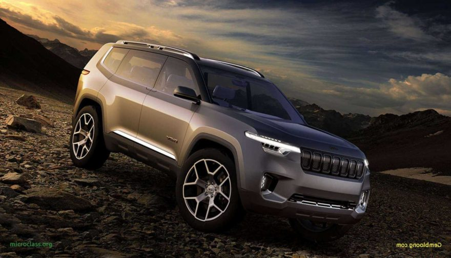 83 New 2020 Jeep Wagoneer Redesign