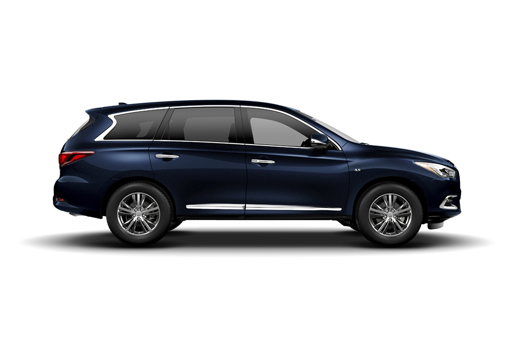 83 The 2019 Infiniti Qx60 Research New