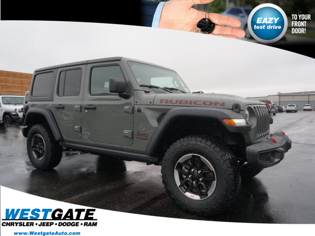 83 The 2019 Jeep Wrangler Rubicon Picture