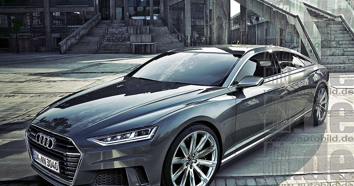83 The 2020 All Audi A9 Rumors
