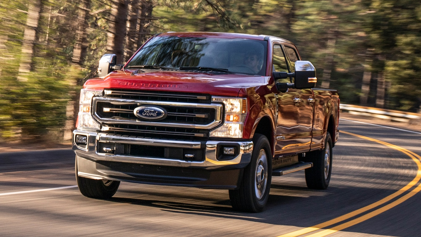 83 The 2020 Ford F 250 Performance and New Engine