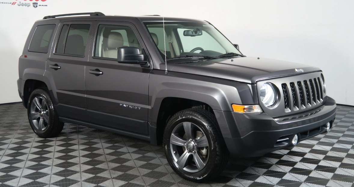 83 The 2020 Jeep Patriot Exterior and Interior