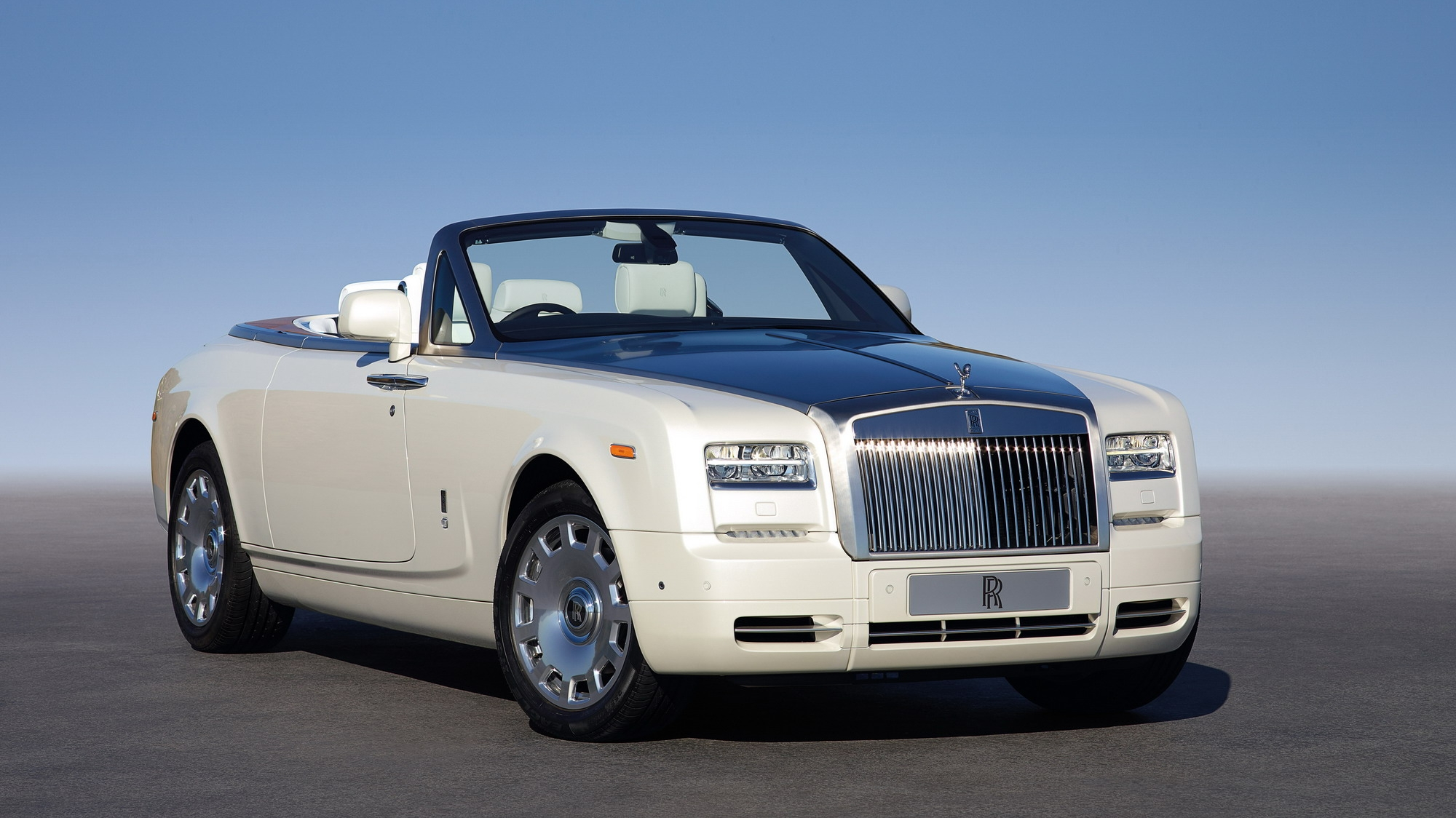 83 The 2020 Rolls Royce Phantoms Exterior and Interior