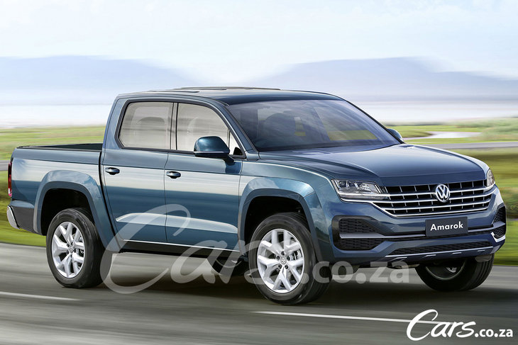 83 The 2020 VW Amarok Redesign and Review