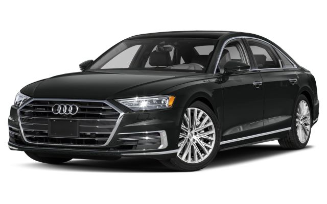 83 The Audi A8 Review