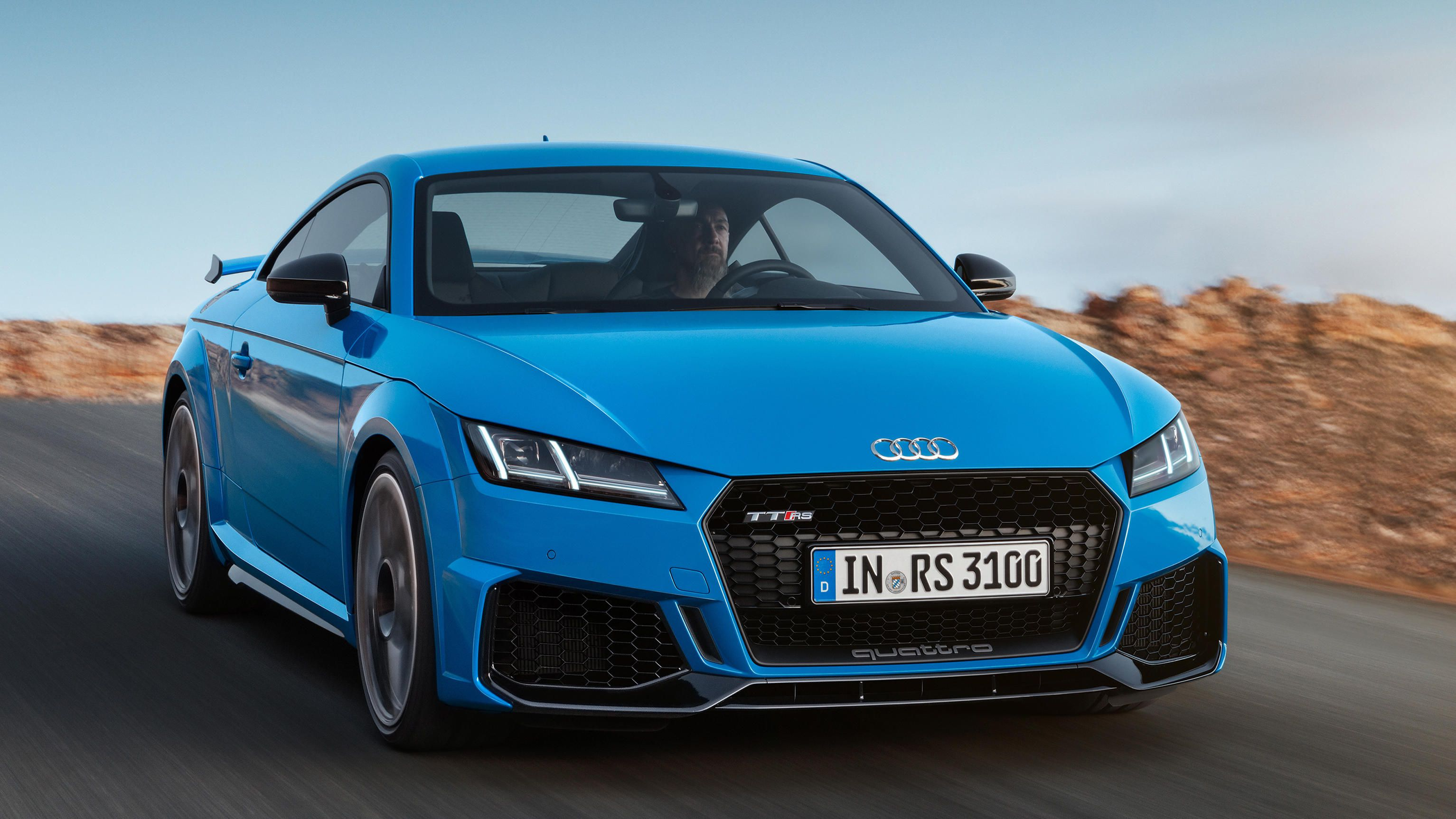 83 The Best 2019 Audi Tt Rs Overview