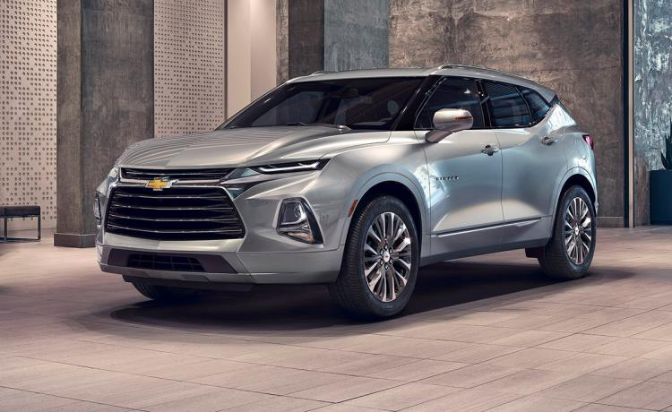 83 The Best 2019 Chevy Trailblazer Price Design and Review
