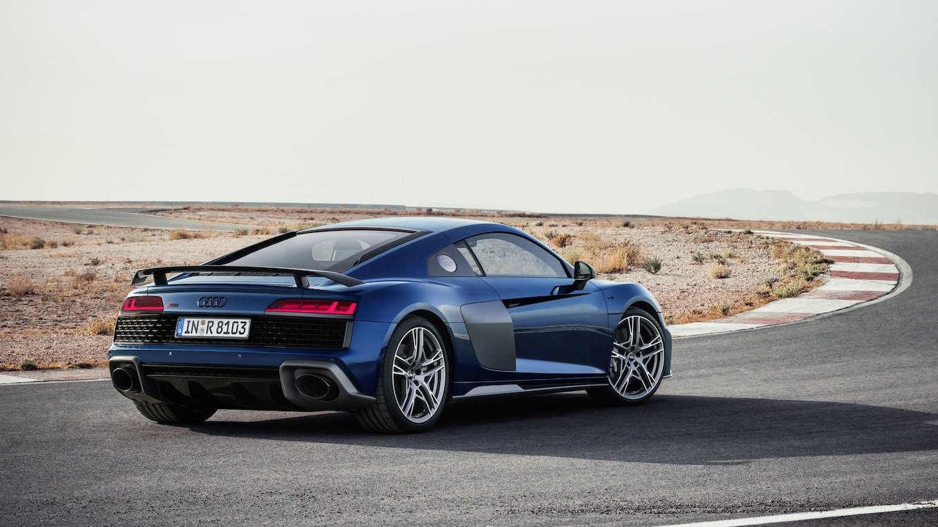 83 The Best 2020 Audi R8 Price Design and Review