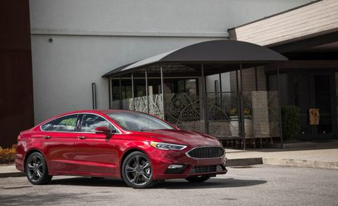 83 The Best 2020 Ford Fusion Performance