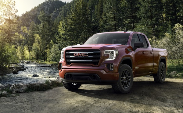 83 The Best 2020 GMC Sierra Concept and Review
