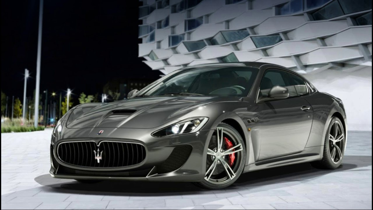 83 The Best 2020 Maserati Granturismo Picture