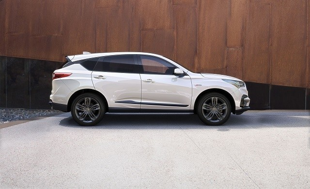 84 A 2020 Acura RDX Redesign