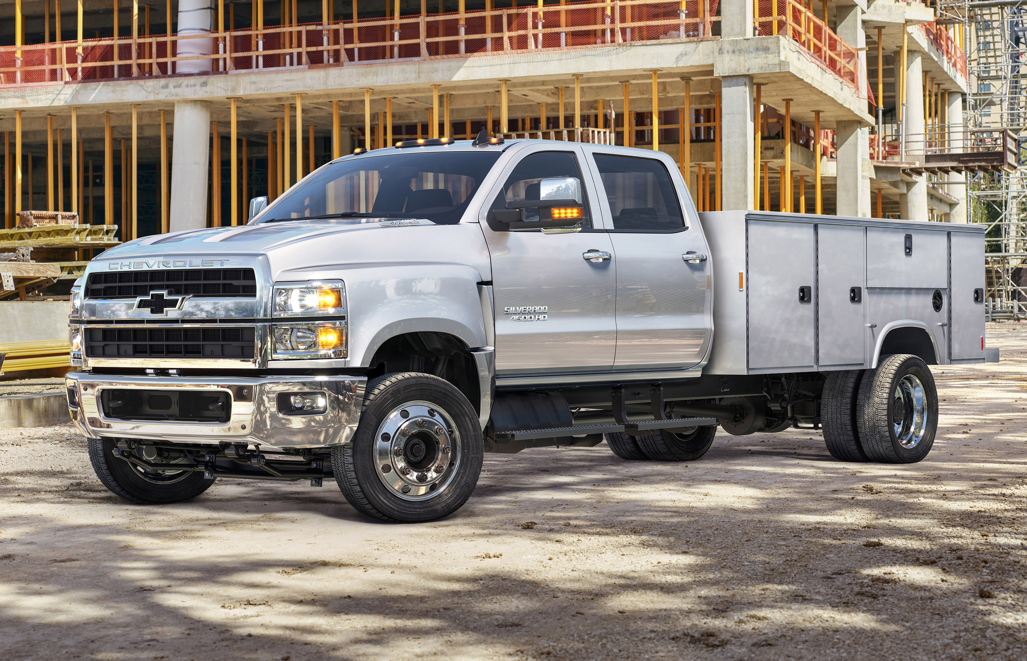 84 A 2020 Chevy Silverado Hd Photos
