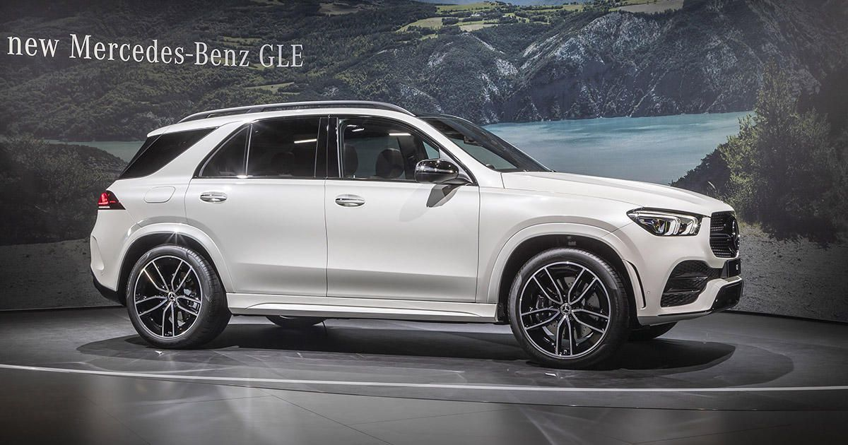 84 A 2020 Mercedes GLE Ratings