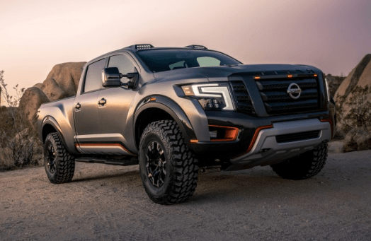 84 A 2020 Nissan Titan Price and Release date