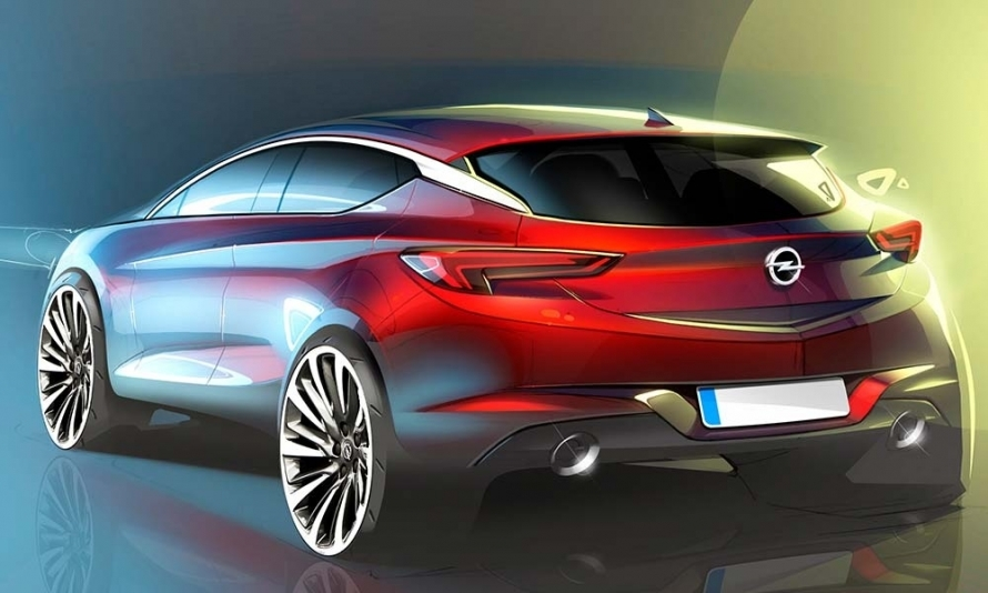 84 A 2020 Opel Astra Price Design and Review