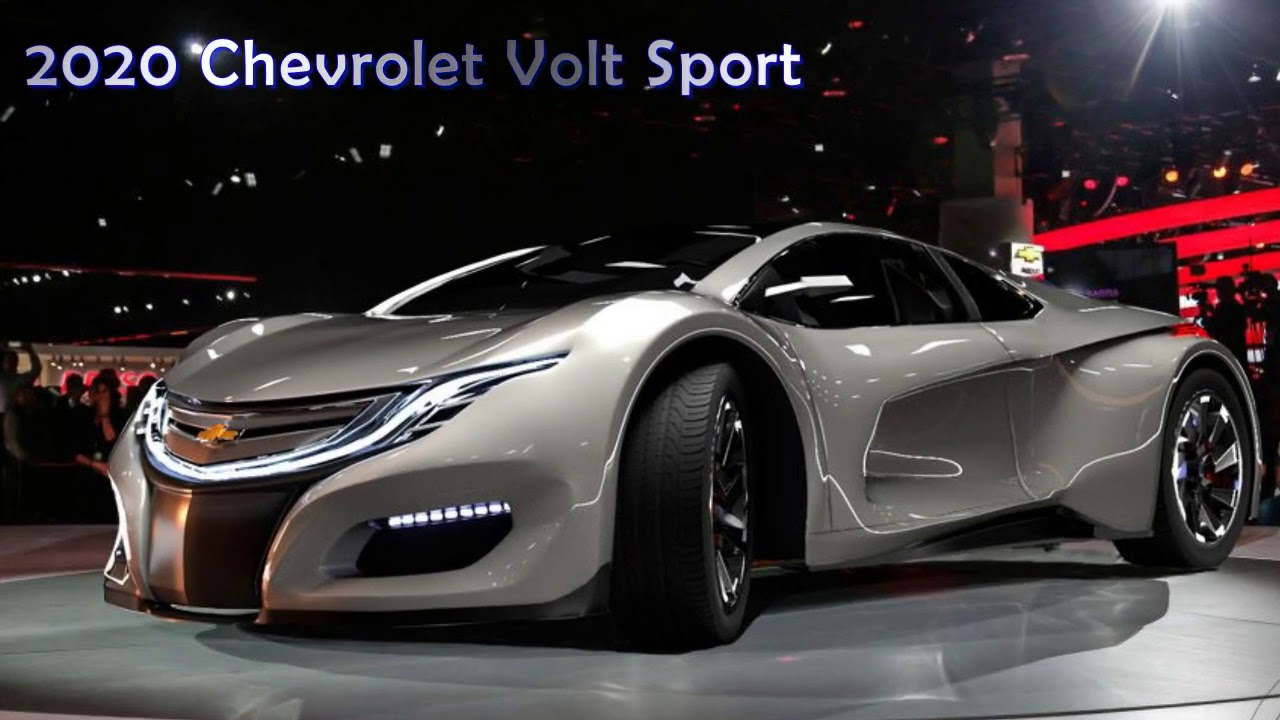 84 All New 2020 Chevrolet Volt Redesign