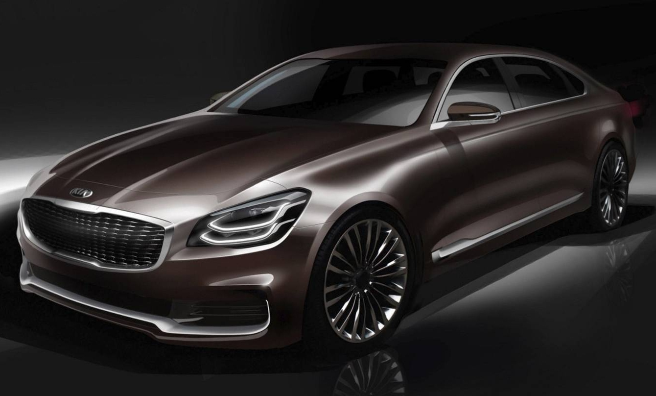 84 All New 2020 Kia K900 Redesign